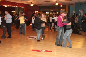 Swing Dancing with Live Music for Valentine's Day