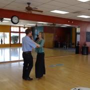 couple dancing at Dance FX Studios