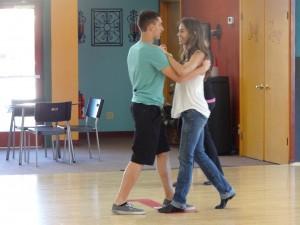 Arizona couple Country dancing