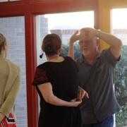 Older couple dancing Arizona