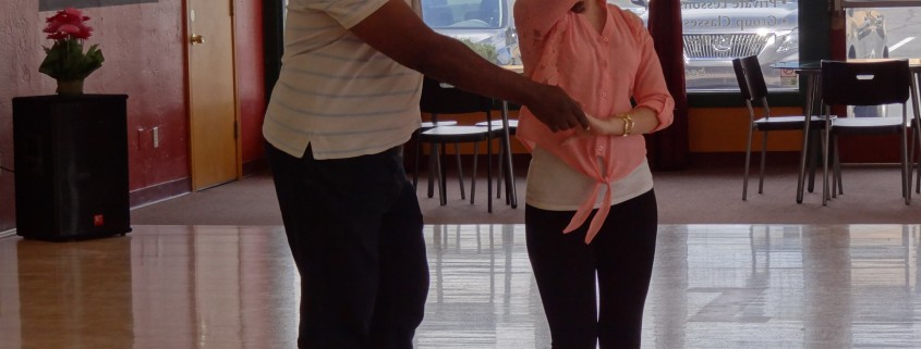 salsa dance couple AZ