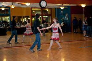 beginner swing dance lessons in Arizona