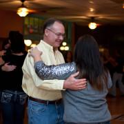couple salsa dancing Arizona