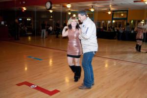 Country Swing dancing in AZ