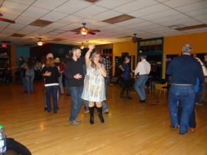 Swing dancing in Arizona