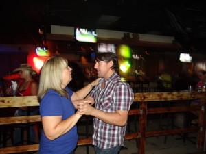 Country Western dancing in Arizona
