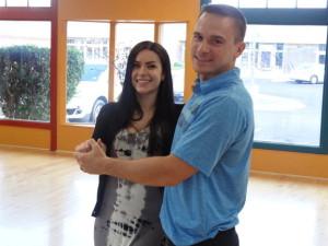 Phoenix ballroom dance instructors