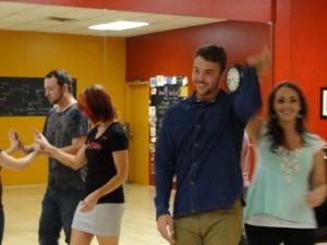 Swing dance lessons in Arizona