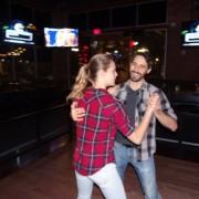 Couple Country dancing Arizona