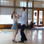 Beginner's dance lessons for adults