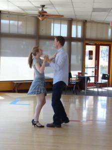 Beginner's dance lessons for adults near Chandler AZ