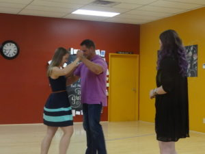 couple's dance lessons in arizona
